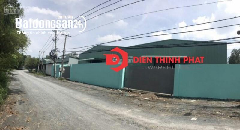 Cho thuê đất riêng, kho xưởng Đường Liên Ấp 1-2, Xã Vĩnh Lộc B, Huyện Bình Chánh