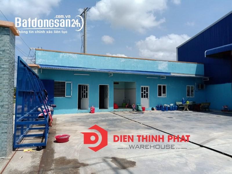 Cho thuê đất riêng, kho xưởng Đường Võ Văn Vân, Xã Vĩnh Lộc B, Huyện Bình Chánh