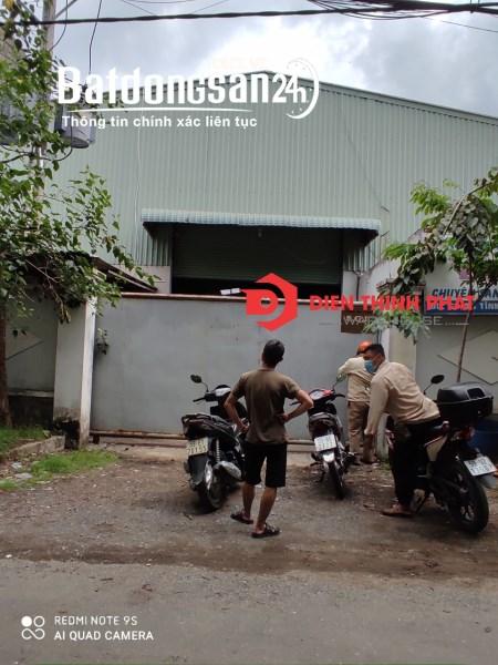 Cho thuê đất riêng, kho xưởng Đường Ấp 1, Huyện Bình Chánh