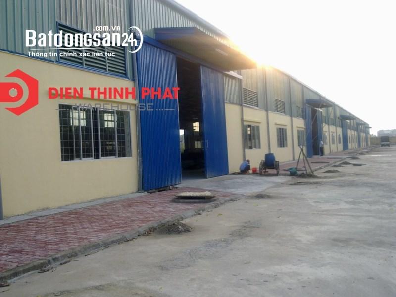 Cho thuê đất riêng, kho xưởng Đường Công Nghệ Mới, Huyện Bình Chánh