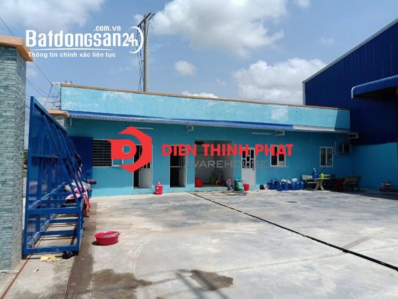 Cho thuê đất riêng nhà xưởng Phường Bình Trị Đông A, Quận Bình Tân