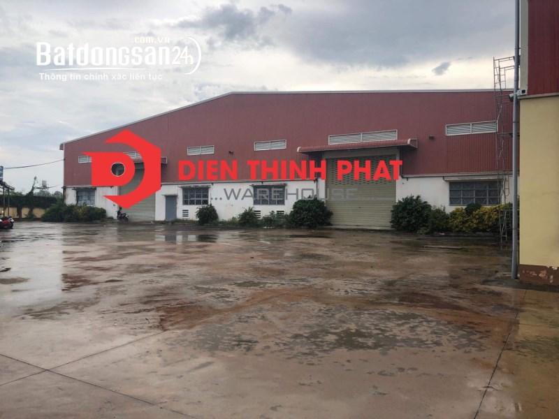 Cho thuê đất riêng nhà xưởng Đường Phạm Đăng Giản, Phường Bình Hưng Hòa A