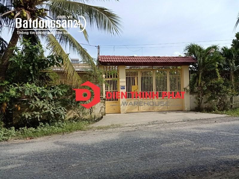 Cho thuê đất riêng nhà xưởng Đường Liên Khu 4-5, Phường Bình Hưng Hòa