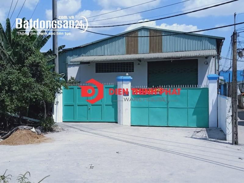 Cho thuê đất riêng nhà xưởng Đường Trương Phước Phan, Phường Bình Trị Đông