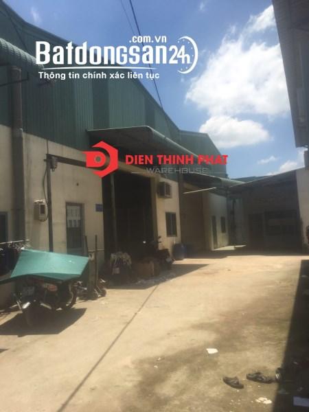 Cho thuê đất riêng nhà xưởng  Đường 11D Huyện Bình Chánh