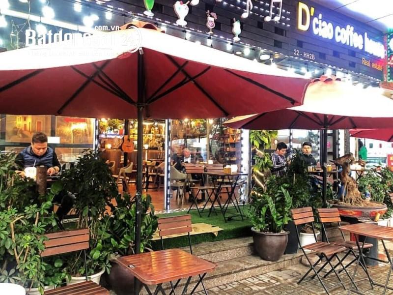 Cần sang nhượng lại quán cafe ngay khu Chung cư Linh Đàm Hà Nội.