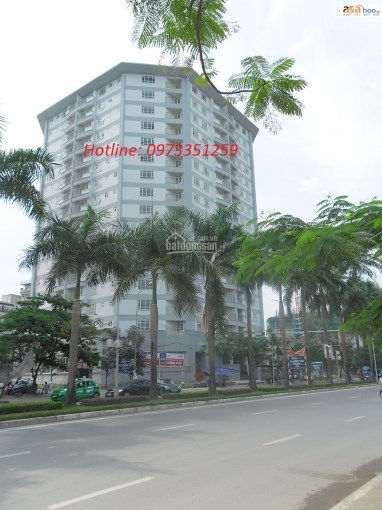 Cho thuê căn 72m 2pn tại chung cư 5A Lê Đức Thọ giá chỉ 7tr/tháng 0973351259
