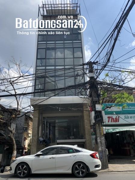 Chính chủ cho thuê nhà mặt đường Hoàng Hoa Thám Ba Đình Hà Nội