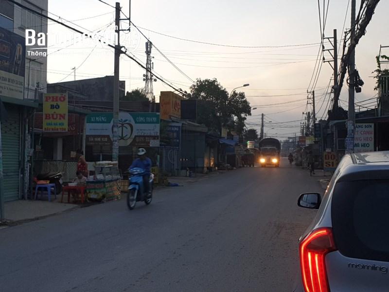 Chính chủ cho thuê Nhà mặt tiền đường 1A,  Vĩnh Lộc B, Bình Chánh