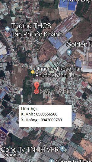Bán Đất Thị xã Tân Uyên 7746m² chính chủ:0942009789