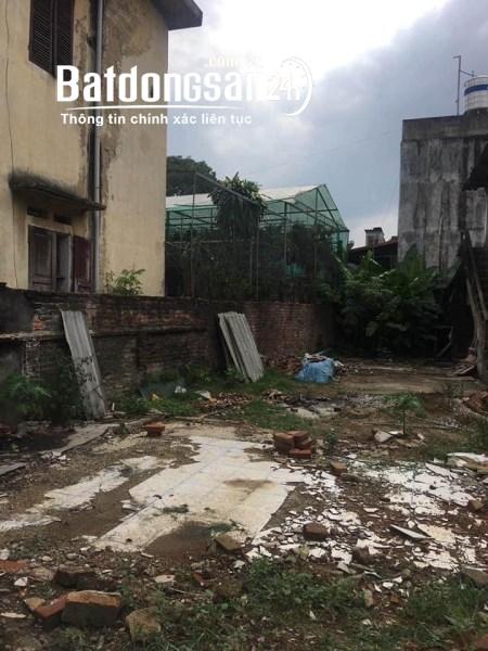 Chính chủ cần bán mảnh đất tại phường Sông Cầu