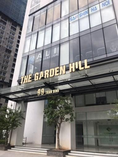 căn hộ 90m2, chung cư The Garden Hills - 99 Trần Bình, Đường Trần Bình