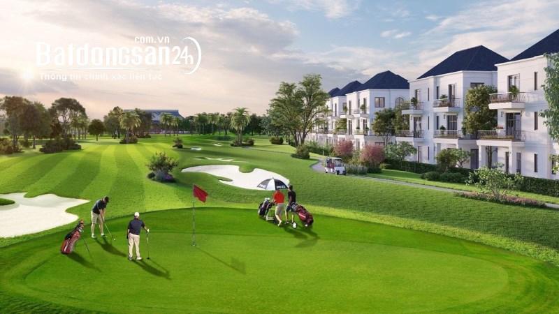 Biệt thự dự án Biên Hòa New City, nằm trên đồi view sân golf, chỉ 3.2 tỷ