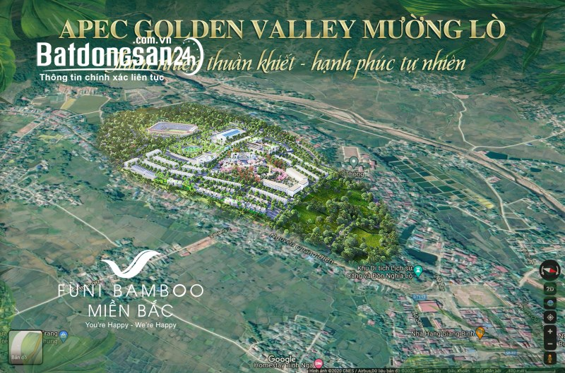 Đất thung lũng vàng Mường Lò - Đất vàng an cư, đầu tư đắc lợi