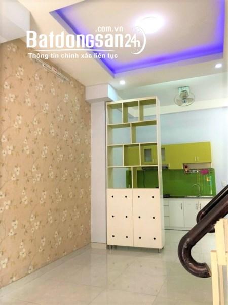 Cho thuê nhà nguyên căn mới hẻm 1041 Trần Xuân Soạn Quận 7