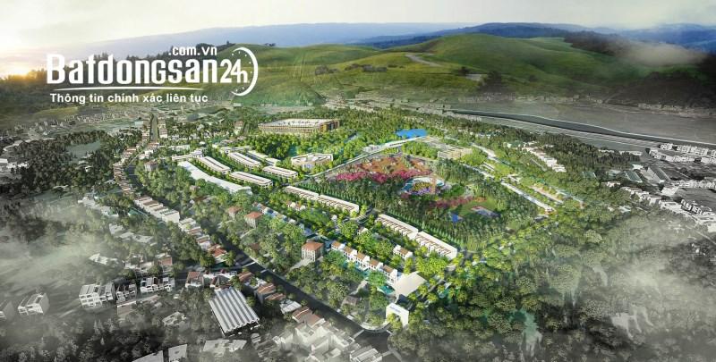Đón đầu làn sóng đầu tư - Khu Đô Thị Du Lịch Apec Golden Valley Mường Lò