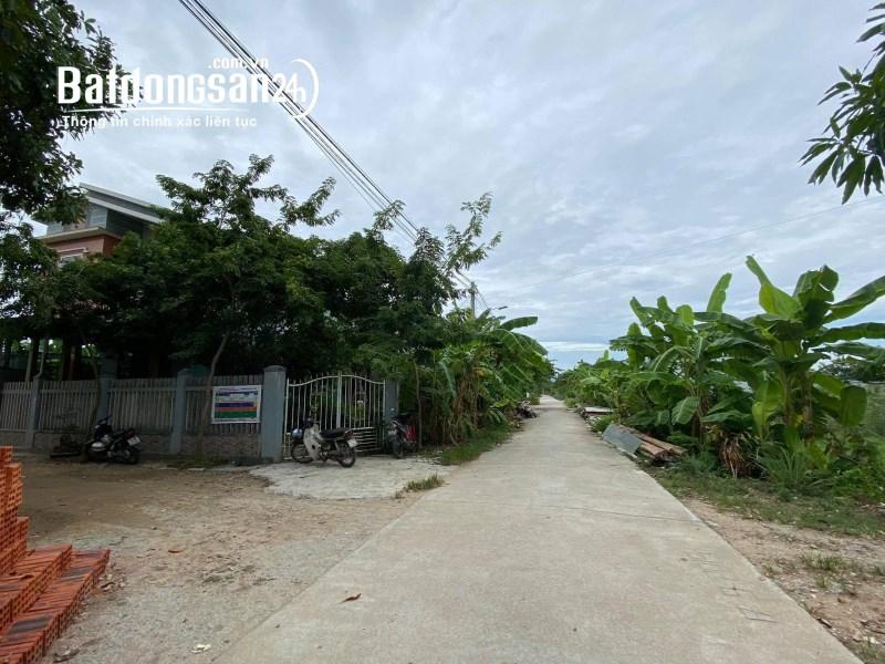 Bán đất KQH Hương An, Thị xã Hương Trà gần bến xe phía Bắc Tp Huế