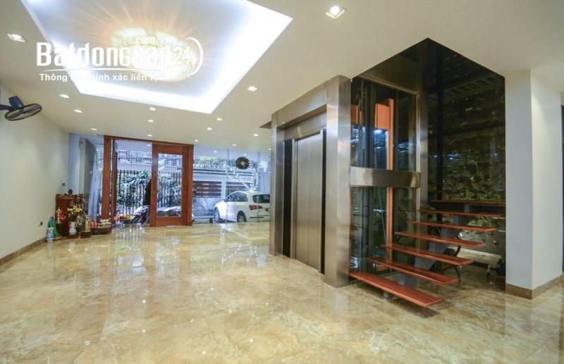 168m2 x 5 tầng 6PN, có thang máy. Vừa KD vừa ở. Kv Thành Công