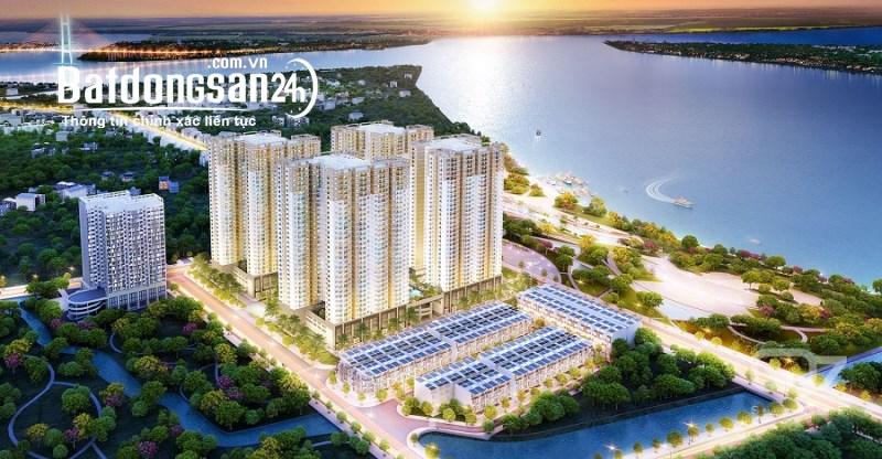 Chính chủ cần bán Q7 Riverside Hưng Thịnh 1.7 tỷ Đã VAT. Liên hệ 0931025383
