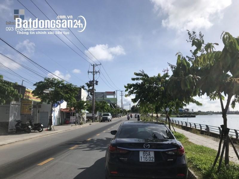 Chính chủ cho thuê nền mặt tiền Hồ Bún Xáng - 10tr/tháng