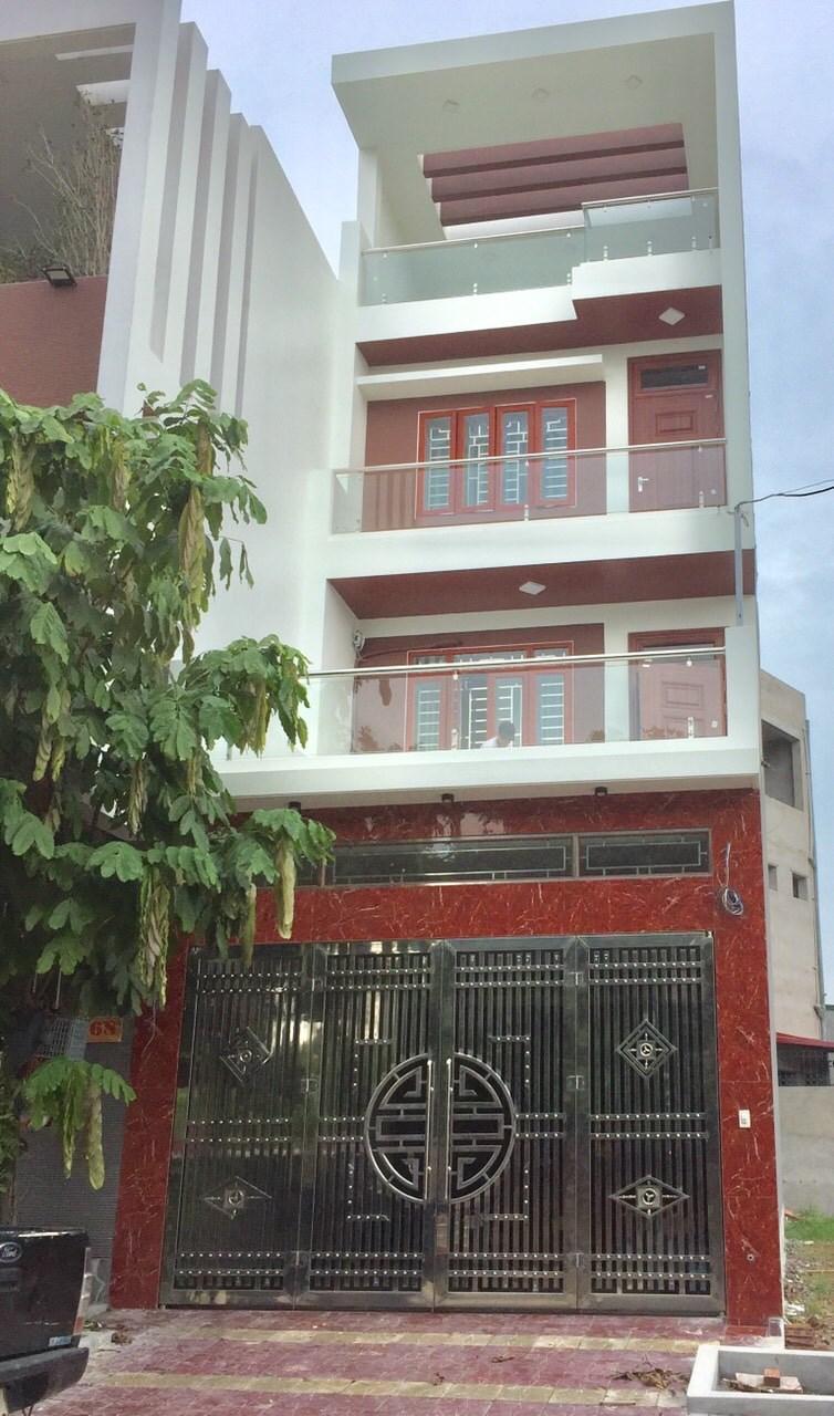 chính chủ cho thuê Nhà 1 trệt 3 lầu mới xây sau trường Chính trị Tỉnh