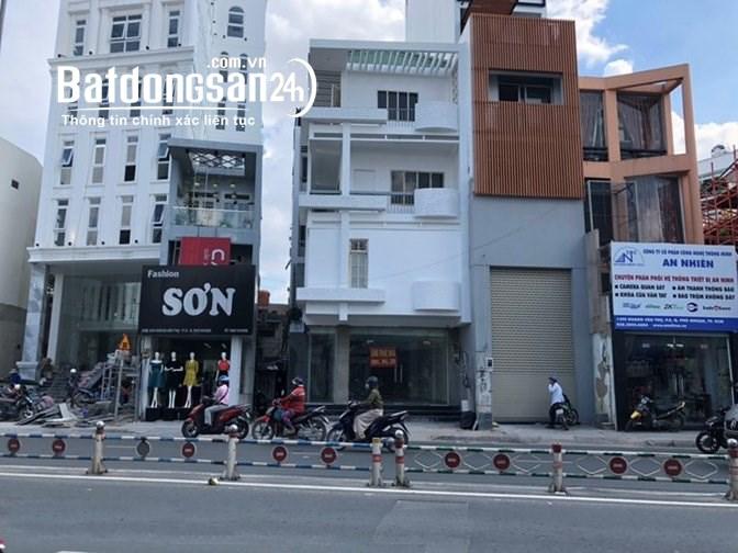 Cần cho thuê nhà MT Hoàng Văn Thụ P.8 Q.Phú Nhuận 10x14m giá 90tr/t LH 0706812*