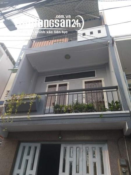 Nhà MT Bùi Đình Túy 68m2, Nở hậu(4.1/5.6 14.2),P.12 - Bình Thạnh giá chỉ 14 tỷ.