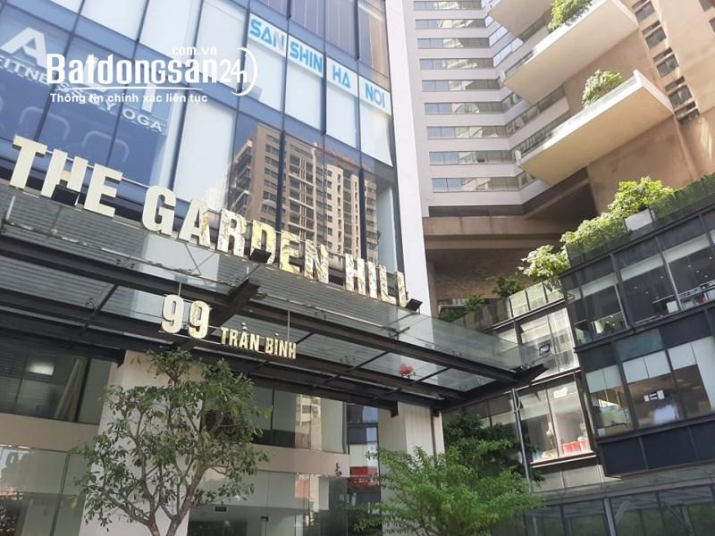 Bán suất ngoại giao cuối cùng chung cư The Garden Hill căn 89.1m2, 3PN