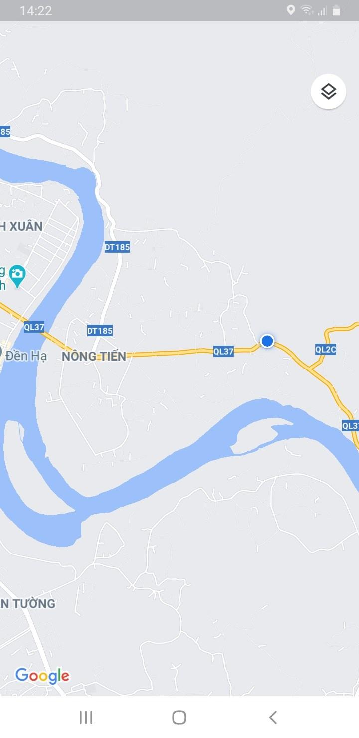 Bán nhà Đường Quốc Lộ 37, Xã Thái Bình, Huyện Yên Sơn