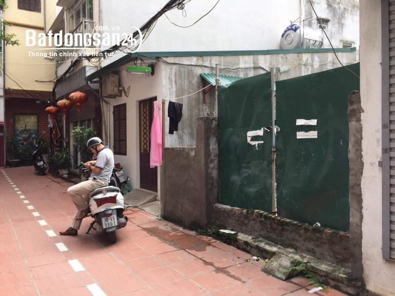 Bán 84m đất Trần Hòa, 100m ra cầu Định Công Thượng, ngõ ô tô, cách phố 30m