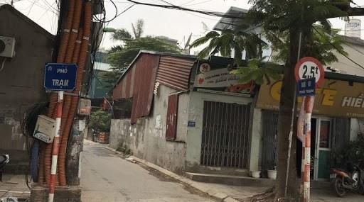 Chính chủ cần bán lô đất, ở phố Trạm- Long Biên. cách đường oto 20m.