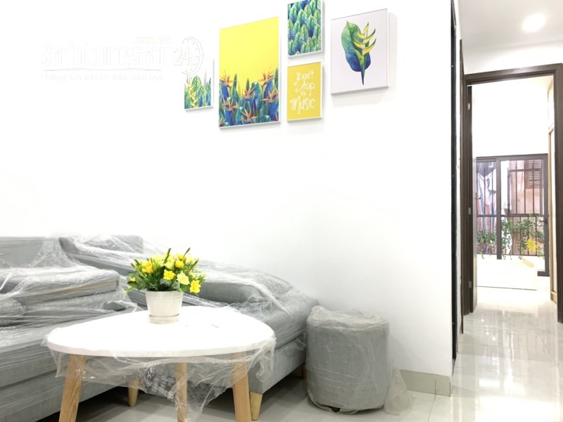 CĐT bán ccmn Trích Sài 1-2PN 600tr/căn full nội thất, view Hồ Tây, tách sổ hồng