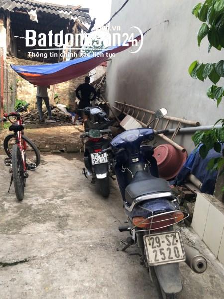 Chính chủ bán đất 2 mặt ngõ thôn Đại Cát, P.Liên Mạc, Bắc Từ Liêm.