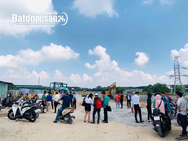 Đất nền dự án CASA MALL Bình Dương, Trung tâm TP Thuận An cơ hội đầu tư lý tưởng