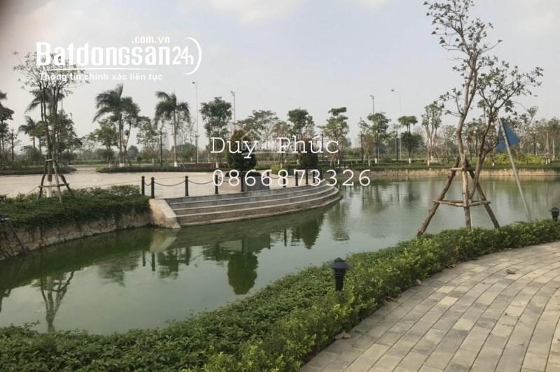 Bán đất PL Dự án Khu Đại học Vân Canh đường 14m