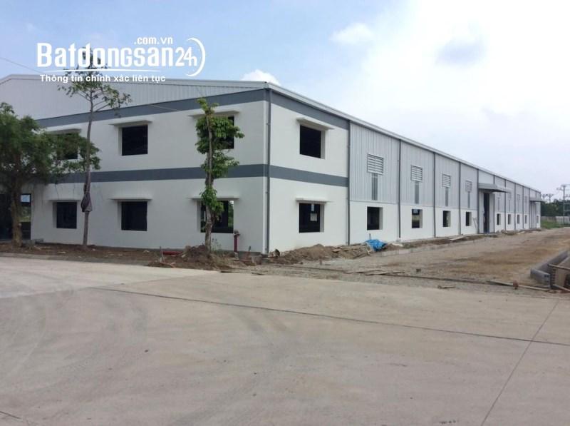 Cho thuê gấp xưởng mới tinh ý yên Nam Định