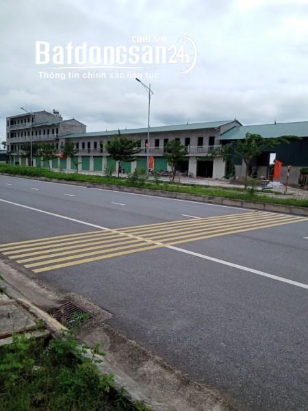 Cho thuê mặt bằng khu trung tâm thương mại Yên Dũng Bắc Giang