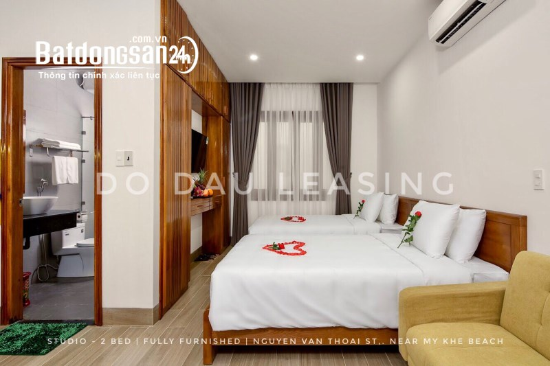 Cho thuê căn hộ Đường Thạch Lam, Đà Nẵng