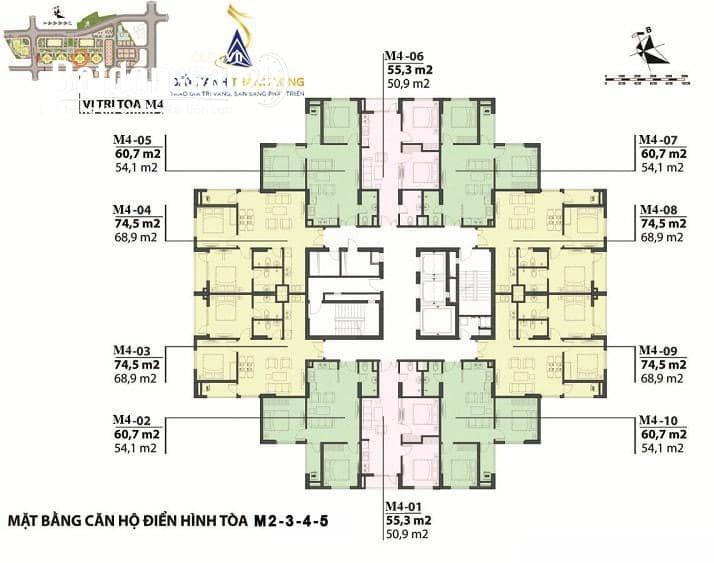 Bán căn hộ chung cư Khu đô thị Kiến Hưng, Đường Lê Xuân Điệp, Quận Hà Đông