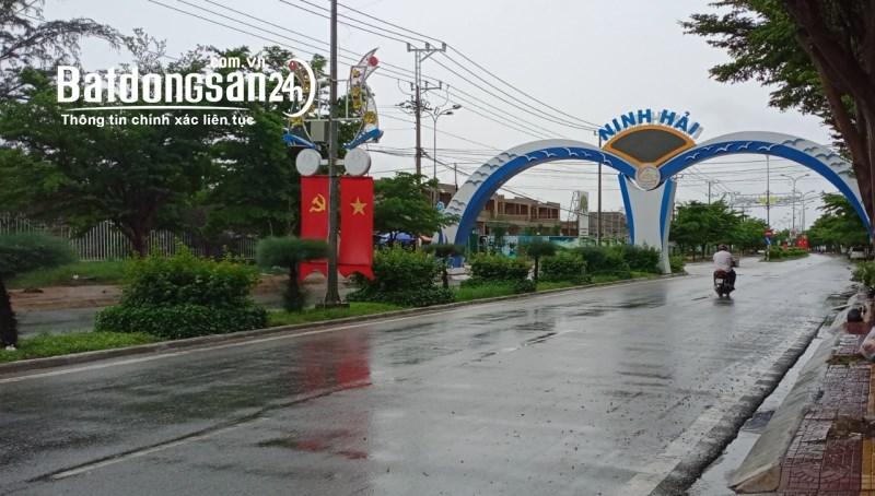 Cho thuê nhà mặt đường tỉnh lộ 702 ngay trung tâm du lịch biển Ninh Chữ