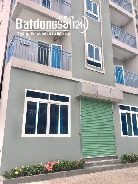 Cho thuê căn hộ Chung Cư Mới khu công nghiệp Thụy Vân