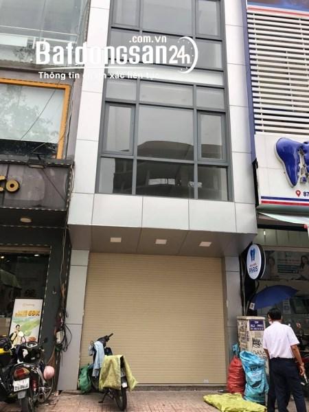 Cho thuê NC Nguyễn Thái Học, Quận 1 Diện tích : 4.5x20m2 Kết cấu: trệt 3 lầu