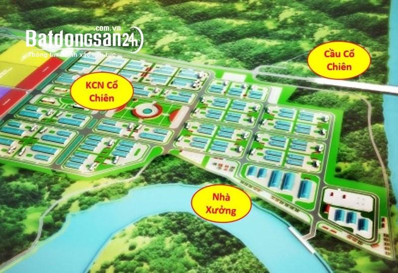 Bán hoặc cho thuê Nhà Xưởng-Giá Rẻ tại Đường 60, Xã Ðại Phước, Huyện Càng Long