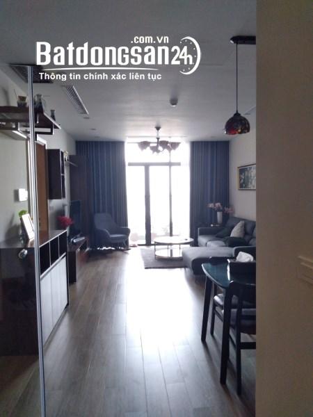 Bán căn hộ cao cấp Sun Grand Ancora số 3 Lương Yên, Hai Bà Trưng 2PN full đồ