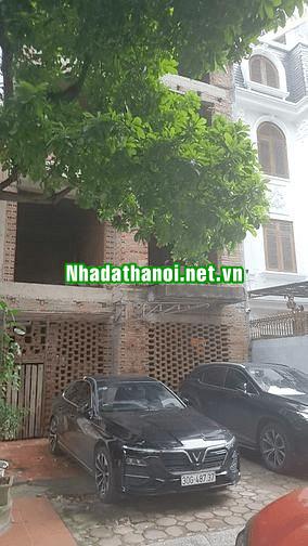 Bán gấp biệt thự xây thô BT10, Khu đô thị Xa La, Quận Hà Đông, Hà Nội