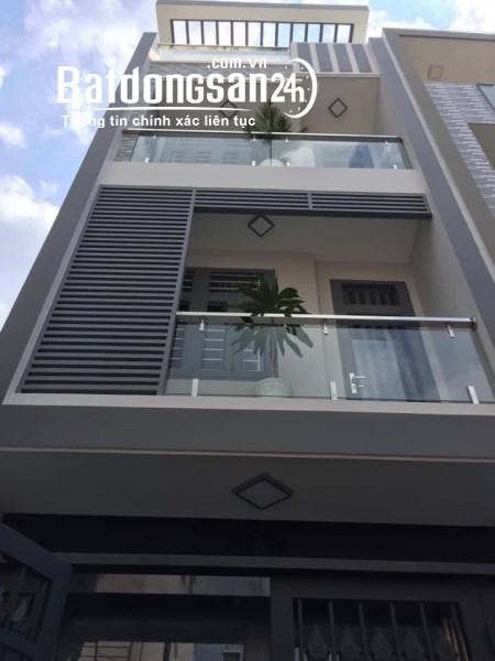 Bán nhà 4 tầng mặt tiền đường Gò Xoài, Bình Hưng Hòa A, Quận Bình Tân 12 tỷ