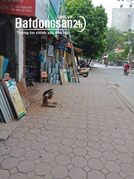 Cần nhượng lại cửa hàng bán sắt hộp ở Nam Từ Liêm, Hà Nội. LH