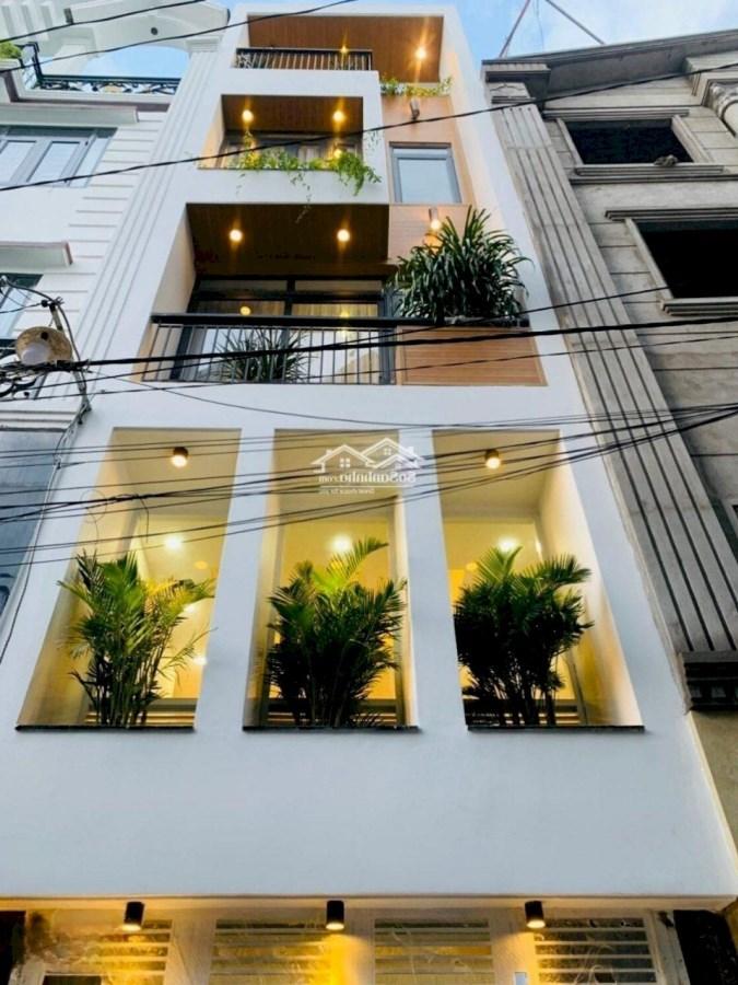 Cho thuê nhà góc 2MT Nguyễn Thị Minh Khai, P. ĐK, Q.1, 5x20m, 260Tr/Th