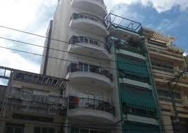 Cho thuê Khách sạn MT Nguyễn Thái Bình, Quận 1, 8x20m, 650 Triệu/Tháng
