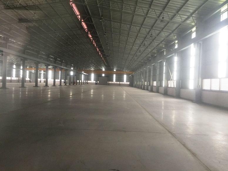 KCN Khánh Phú-Ninh Bình, Cho Thuê 6000M2 Nhà Xưởng Mới Xây